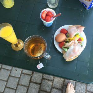 Fias frukost